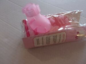 PINK jelly SANDAL Dog Shoes Pet Puppy Paw S M L new Smoochie Pooch hot pavement