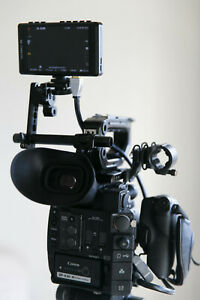Canon C200 with Feelworld 4K Monitor