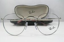 Ray-Ban RB 6242 2502 Silver/Purple New Authentic Eyeglasses 47mm w/Case