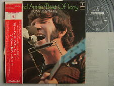 PROMO LABEL / TONY JOE WHITE POLK SALADA ANNIE / GATEFO