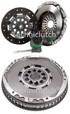 LUK DUAL MASS FLYWHEEL DMF AND COMPLETE CLUTCH KIT FOR VOLVO S60 2.4 D5