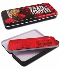 *NEW* Trigun Vash the Stampede Tin Pencil Case by GE Animation