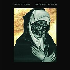 "THOUGHT FORMS / ESBEN AND THE WITCH Split - 12"" / White Vinyl - Ltd.500"