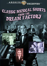 Clásica Musical Shorts FROM THE DREAM FACTORY DVD 34 Shorts en 4 DISCOS