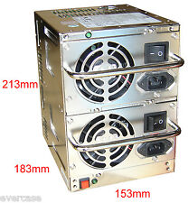 BIG ridondante / Dual Power Supply Unit / A PSU. 2x300W. Emacs rpu-5300f