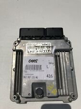 12 AUDI A4 A5 8K2 907 115 AG COMPUTER BRAIN ENGINE CONTROL ECU ECM MODULE 0025