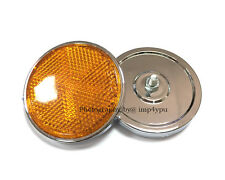 Pair Front side Reflectors for Yamaha RD250/350/400 TX750/500/650/ XS650/500