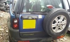 LANDROVER FREELANDER 2001 PETROL 5sp BREAKING FOR PARTS O/S RIGHT N/S LEFT A/CON