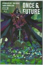 """Once & Future #1 4th Print Variant """"AUC43"""""""