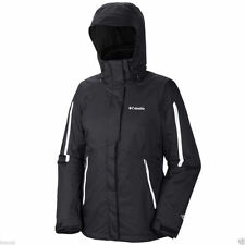 Columbia Women Winter Waterproof 3in1 jacket coat Plus size 2X New ski Black
