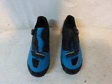 Louis Garneau Onyx Mountain Bike Cycling Shoes Men's 40 US 7 Sapphire/Black