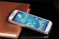 Aluminium Schutzhülle Case Bumper Cover Hülle Folie für Galaxy S4 i9500