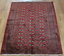 Persian Traditional Vintage Wool 130cmX92cm Oriental Rug Handmade Carpet Rugs