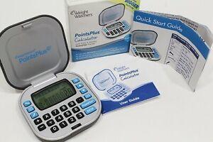 Weight Watchers Points Plus Diet Calculator Daily Weekly Tracker PointsPlus  WW