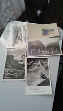 Five ReAl Photo Postcards -- (Lot # 10218A)