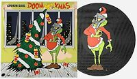 MF Doom Xmas - Cookin Soul Picture Disc Vinyl LP Record Mr Fantastik Madlib