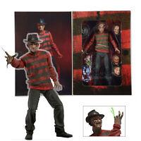 "NECA Nightmare on Elm street ultimate Freddy 7"" Action Figure 30th Anniversary"