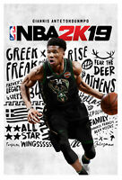 NBA 2K19 - Standard Edition (Microsoft Xbox One, 2018)