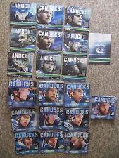 EIGHTY FOUR 2011-2014/15 Vancouver Canucks Home Programs