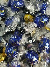 150( about 4 lbs) DARK CHOCOLATE LOVERS LINDT LINDOR TRUFFLES ASSORTMENT