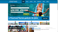 Best Automated Flights  /  Hotel Travel Website For Sale + Free cPanel Hosting