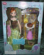"Disney Frozen Anna 11"" Deluxe Singing Doll Set NEW!"