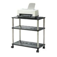Convenience Concepts Designs2Go Office Caddy, Black - 131394