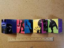 Mystery Men Uncut Card Set (Movie Theater Promo)