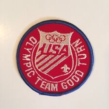 USA OLYMPIC TEAM GOOD PATCH