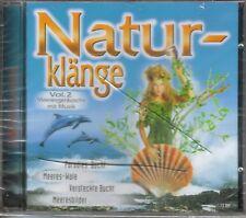 Naturklänge Vol. 2 Meeresgeräusche mit Musik