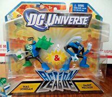 DC UNIVERSE ACTION LEAGUE HAL JORDAN  & SAINT WALKER *NEW*