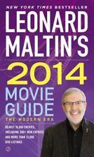 Leonard Maltin's 2014 Movie Guide (Leonard Maltin's Movie Guide)-ExLibrary