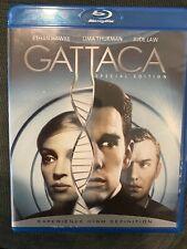Gattaca (Blu-ray Disc, 2008, Special Edition)