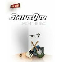 "STATUS QUO ""LIVE AT THE BBC"" DVD NEW"