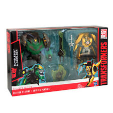 Transformers Platinum Edition BUMBLEBEE & GRIMLOCK Action Figure Cadeau Jouets
