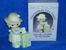 1989 IOB Precious Moments Members Only Figurine - You'll Always Be My Choice
