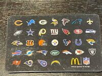 2014 McDonald's ARCH CARD NFL 32 Team COLLECTIBLE GIFT CARD (no cash value) 269