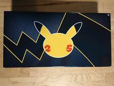 Pokemon TCG 25th Anniversary Celebrations Prime Collection! IN HAND & FAST SHIP!