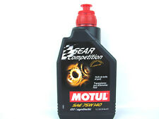 1 L Motul Gear 75W140 concurrence HUILE DE TRANSMISSION VOITURE RACING