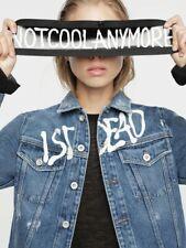Diesel Denim Jacket (NOT COOL ANYMORE) Women's Jacket Size L BNWT