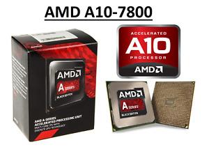 AMD A10-7800 Quad Core ''Kaveri'' Processor 3.5 - 3.9 GHz, FM2+, 65W CPU