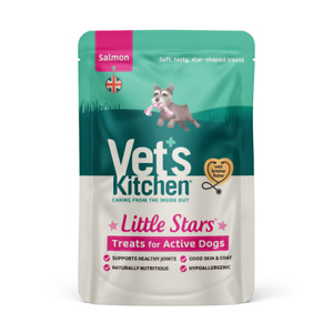 Vet's Kitchen Little Stars Dog Treats - Chicken, Pork Or Salmon