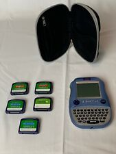 iQuest by Quantum Leap huge learning Lot- Hand-held Player and 5 Games