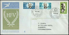 South West Africa 1966 Verwoerd Commemoration FDC First Day Cover #C36498