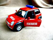 Welly Auto-& Verkehrsmodelle mit Pkw-Fahrzeugtyp für Mini Cooper