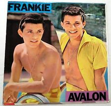 FRANKIE AVALON sumer scene LP mono CHANCELLOR CHL 5011
