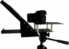 R810-10 iPad iPad2 iPad3 Teleprompter with Beam Splitter Glass