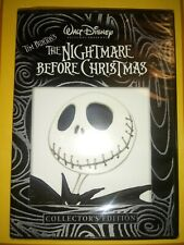 The Nightmare Before Christmas DVD BRAND NEW SEALED