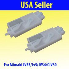 2x Damper For Mimaki Jv33jv5jv34cjv30 Dx5 Printhead Solventwaterbase Printer