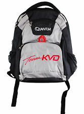 Quantum Team Kvd Black/Silver Backpack